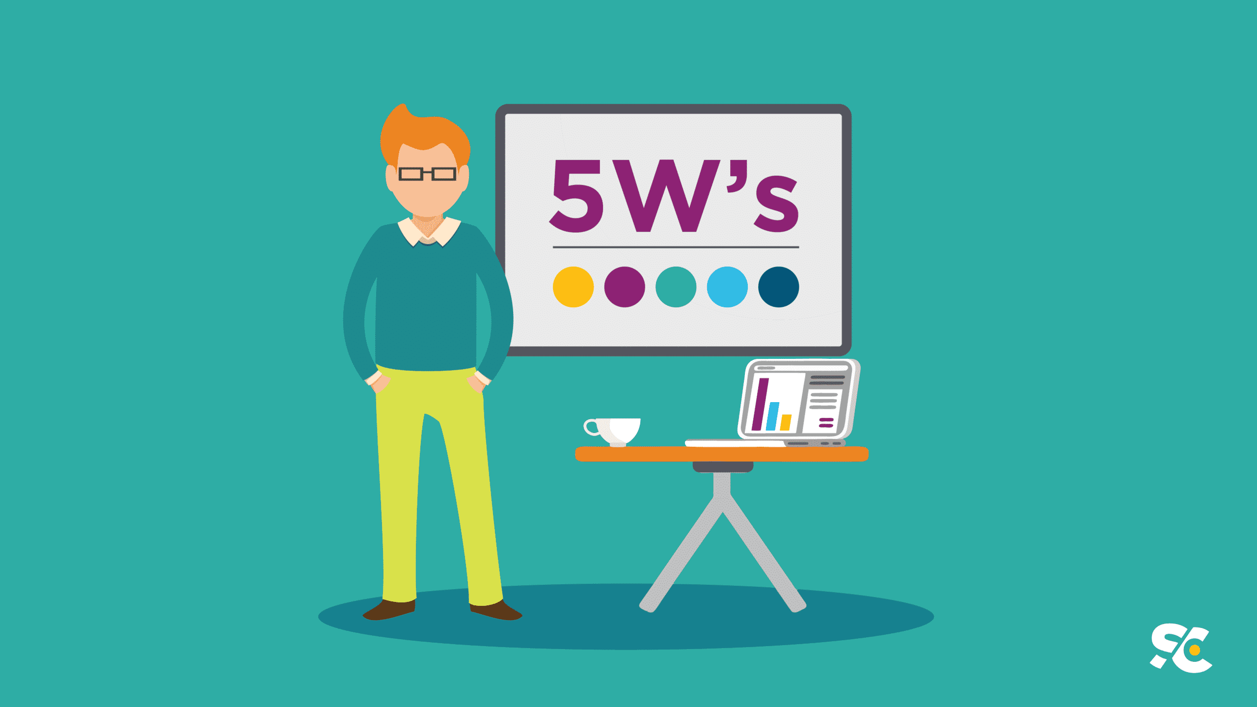 The 5 W's of Effective Presentation Preparation