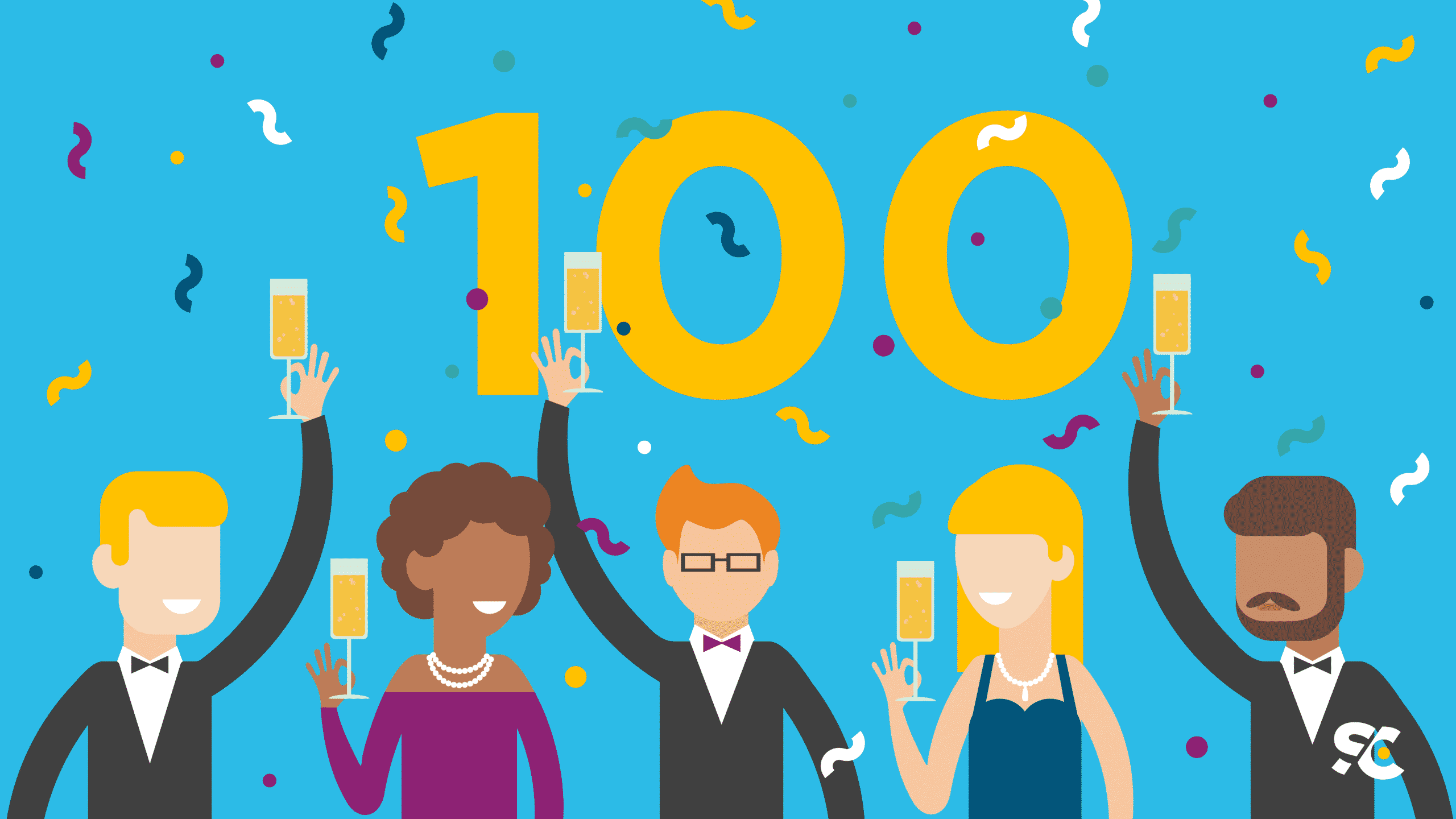 Our 100th Blog Post