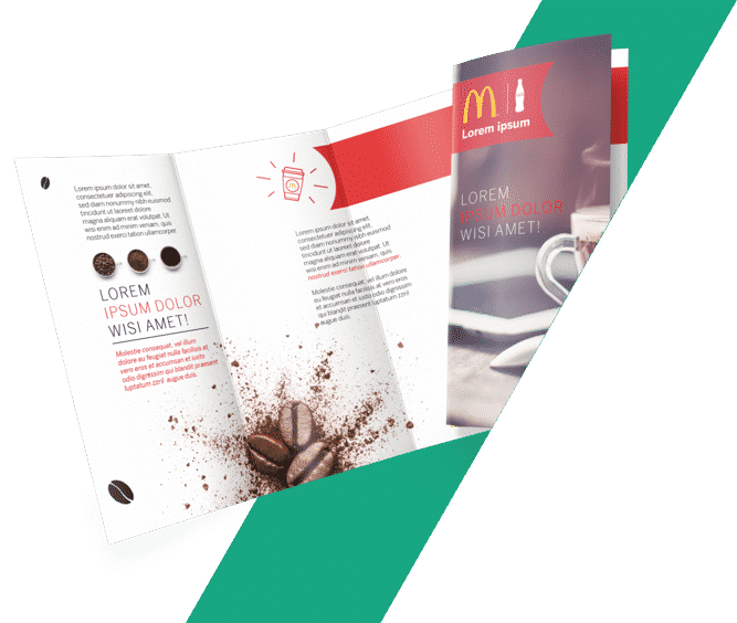 DL Flyers, What We Do – Print – DL Flyer