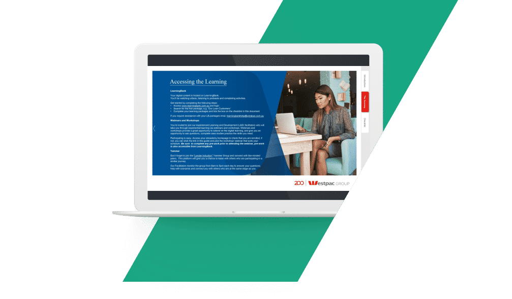 e-learning, What We Do – Interactive – E-learning
