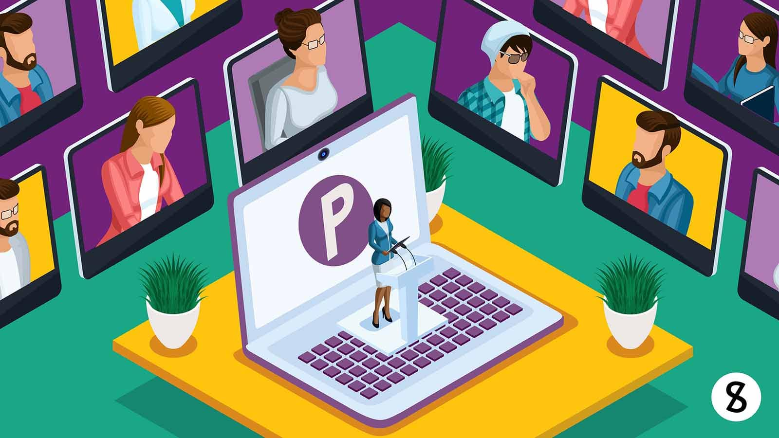 How to share PowerPoint in Microsoft Teams