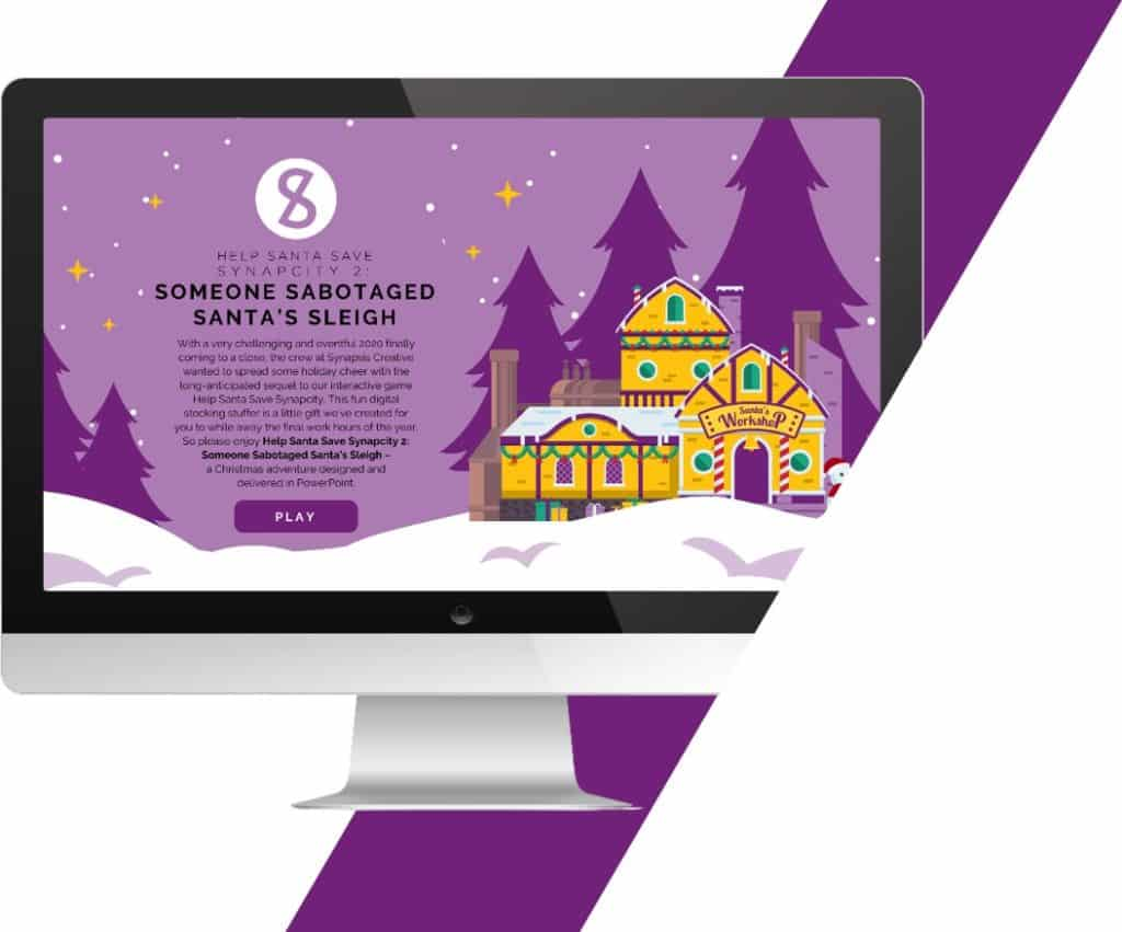 interactive game, PowerPoint Download – Christmas Game Sequel